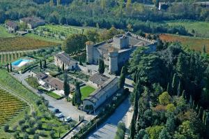 Castello Di Meleto, Гайоле-ин-Кьянти