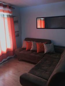 Se renta apartamento lindo y seguro