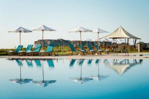Sunrise All Suites Resort- All Inclusive, Апарт-отели  Обзор - big - 38
