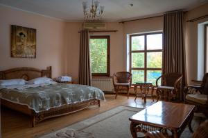 Accommodation in Yesik