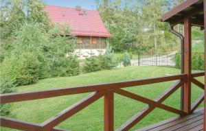 Holiday Home Szymbark with Fireplace I