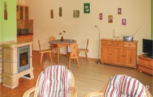 Apartment Miedzyzdroje with Fireplace I