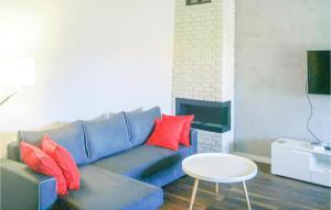 . Two-Bedroom Apartment in Ostroda