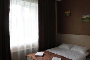 Гостиницы Солёного