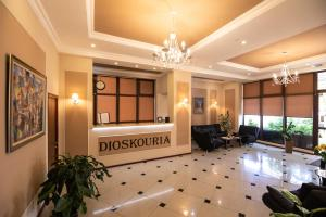Отель Диоскурия