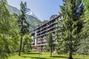 Maeva Le Chamois Blanc - Chalet - Chamonix