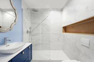 Apartament niebieski – Blue