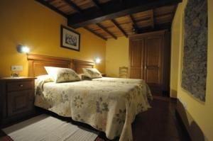 Apartamentos Rurales Romallande, Venkovské domy  Puerto de Vega - big - 8