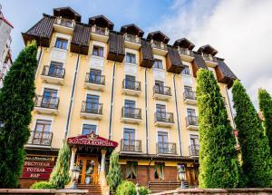 Отель Золотая Корона, Трускавец