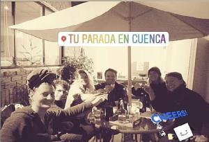 Camping Tu Parada en Cuenca