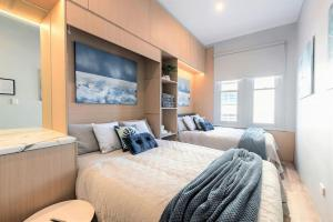 2 Private Double Bed In Sydney CBD Near Train UTS DarlingHar&ICC&C hinatown - ROOM ONLY