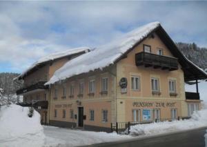 Zur Post - Accommodation - Lackenhof am Ötscher