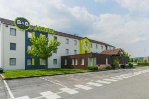 B&B Hôtel METZ Semecourt