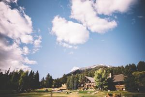 Lone Mountain Ranch - Accommodation - Big Sky