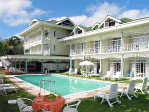 Palm Beach Hotel, Szállodák  Grand'Anse Praslin - big - 21