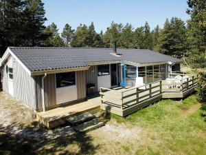 Four-Bedroom Holiday home in Jerup 7