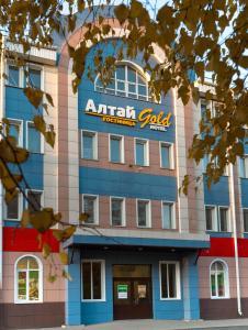 Отель Алтай Голд