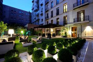 Hotel Único Madrid, Мадрид