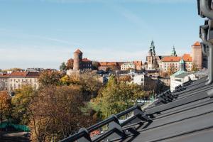 Penthouse Orzeszkowa by Loft Affair