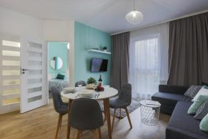 Stylish Mint Apartment Oldtown