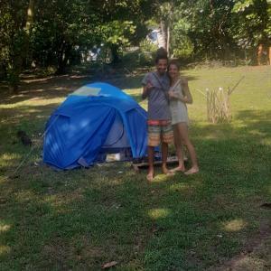 Camping playa del sol Tortuguero