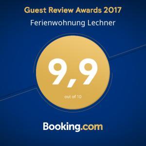 Ferienwohnung Lechner - Apartment - Abtenau