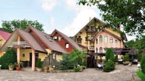 Pensiunea Casa Creanga, Vendégházak  Aknavásár - big - 1