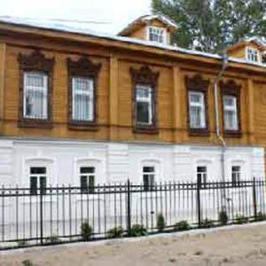 Dom Pavlovykh - Pogost-Barskiy