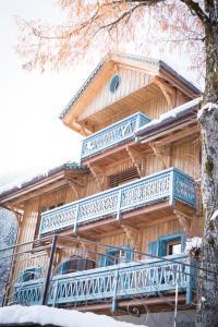 LA FERME DES LOMBARDES - Hotel - Saint Jean de Sixt