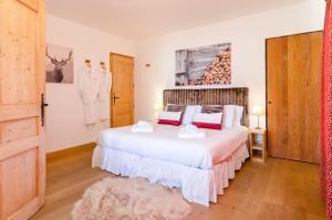 Location gîte, chambres d'hotes Les Clochettes dans le département Haute Savoie 74