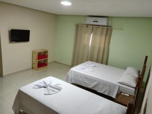Suites Privadas e Confortáveis Residencial Águas de Lençóis