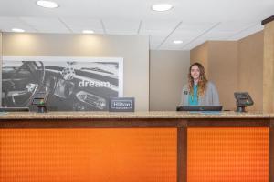 Hampton Inn&Suites Albany-Airport - Hotel - Latham