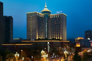 Kempinski Hotel Chengdu (2 of 52)