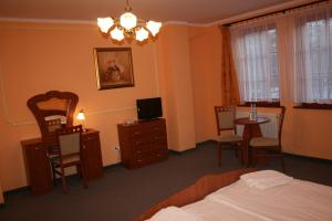 Hotel-Restauracja Spichlerz, Szállodák  Stargard - big - 69