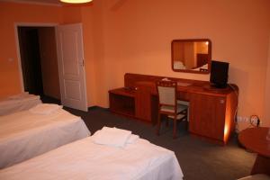 Hotel-Restauracja Spichlerz, Szállodák  Stargard - big - 65