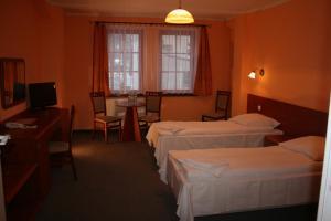 Hotel-Restauracja Spichlerz, Szállodák  Stargard - big - 63