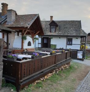 Penzion Kemencés Vendégház Hollókö Maďarsko