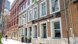 Amosa Hotel & Apartments Liège Center, Льеж