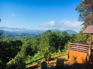 Mountain Top Cabin - Hotel - Bryson City