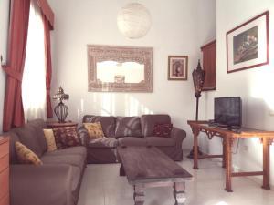 Casa Amarilla Borbalan, Valle Gran Rey - La Gomera - La Gomera