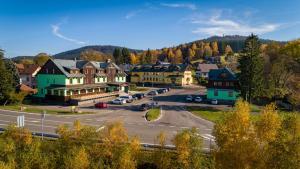 Hotel Prichovice - Korenov