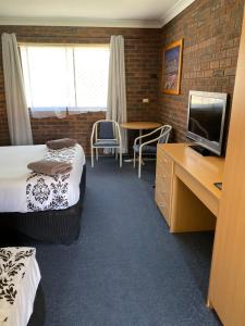 The Major Mitchell Motel, Motelek  Bourke - big - 5