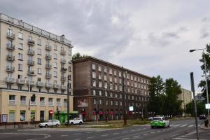 Apartament in the City Center by Jana Pawła II