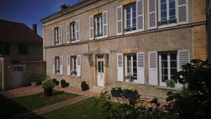Location gîte, chambres d'hotes Gîte le Jardin Secret dans le département Eure 27