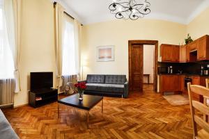 Prestige location apartments Pijarska street