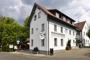 Penzion Gasthof Kolb Bayreuth Německo