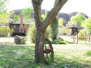 Mendoza Sol y Nieve, Lodges  Potrerillos - big - 37