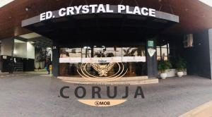 Flat Crystal Place