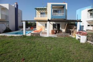 Afandou Villa3 Sea And Golf