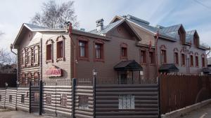 Отель Морошка